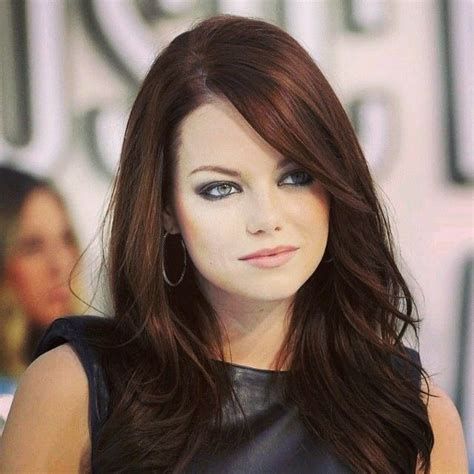 brunette red hairstyles 48 interesting brown hair color shades hairstyles