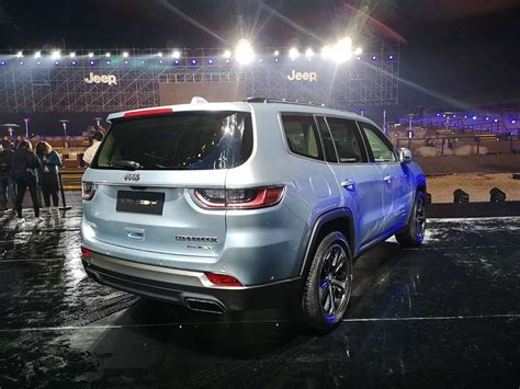 2019 Jeep Outlander by Jeep Grand Commander Phev Revealed In China Will Go On