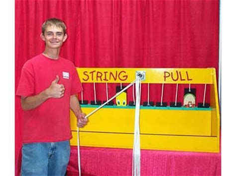 String Pulling - midway carnival