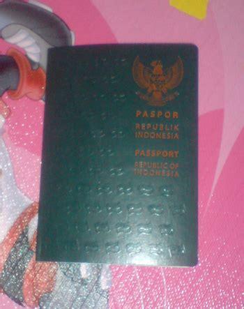 pengalaman membuat paspor online pengalaman pertama membuat paspor