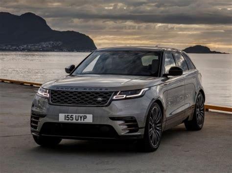 range rover velar first edition 2018 price & specs