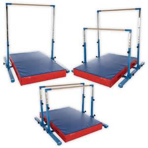 home gymnastics equipment mini apparatus bar package everything needed to on