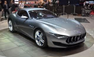 What Is The Cost Of A Maserati Maserati Alfieri Concept Look 187 Autoguide
