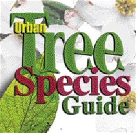 tree species guide scfc tree species guide