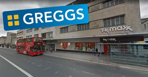 herald plymouth uk greggs to open its plymouth store yet plymouth