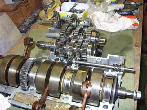 Suzuki Gt750 Crankshaft Rebuild Suzuki Gt750 Engine Restoration