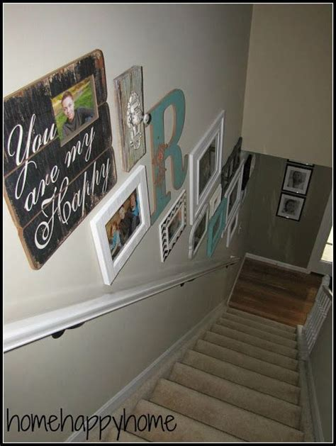 Decorating Ideas For Staircase Walls 25 Best Ideas About Staircase Wall Decor On