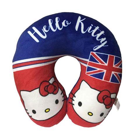 Bantal U Printing jual nicola printing kepala hello dengan bendera uk