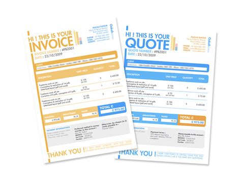 50 creative invoice designs for your inspiration hongkiat download creative invoice designs rabitah net