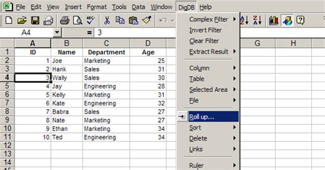 median with pivot table roll up excel medians excel