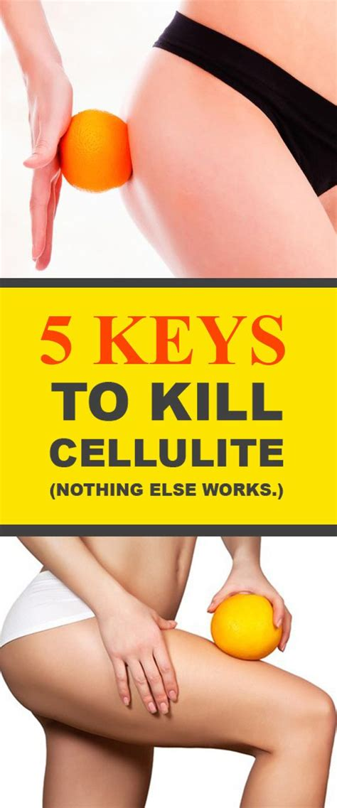 This Cellulite Works by 5 To Kill Cellulite Nothing Else Works