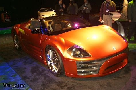 mitsubishi spyder 2000 mitsubishi sst spyder 2000 concept cars