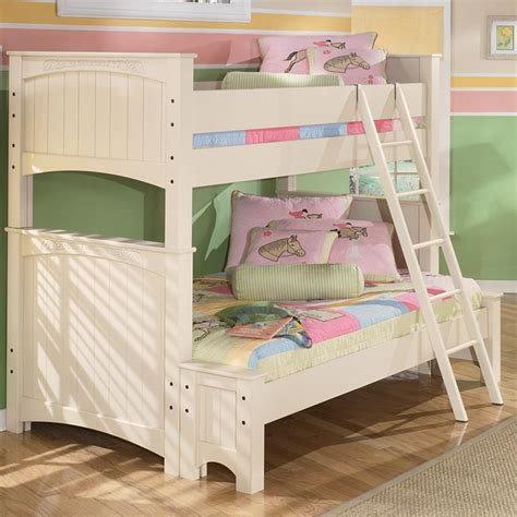 cottage retreat bunk bed cottage retreat bunk bed by signature design by