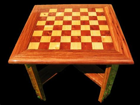 wooden checkerboard table plans pdf wooden bed