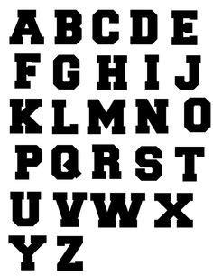 block letter font block letter font with outline letter 1092