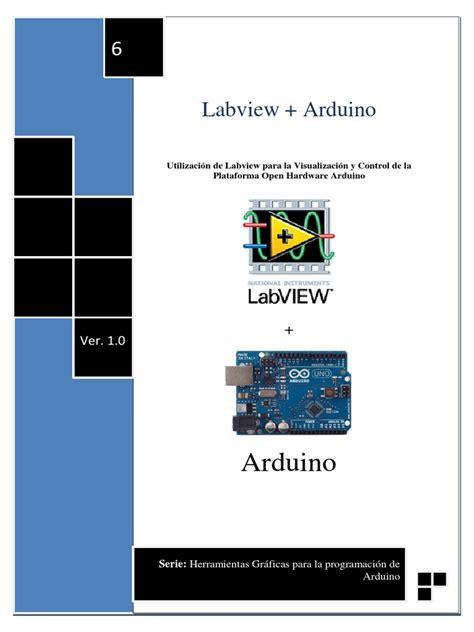 arduino  labview arduino interfaces graficas de usuario