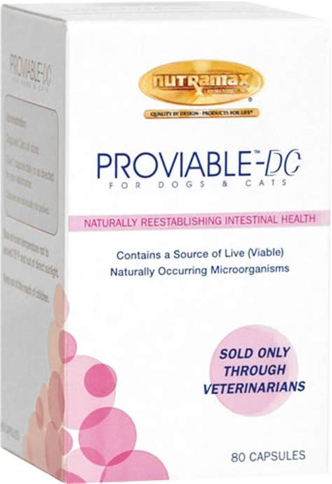 proviable for dogs nutramax