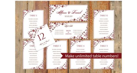 free wedding seating chart template word wedding seating chart template instantly