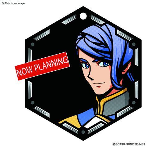 Bandai Character Stand Plate Kud previewsworld gundam ibo gaelio character stand plate
