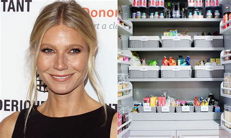 gwyneth paltrow pantry guilt free sweet treats healthy snacks and desserts