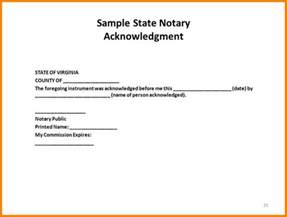 Notary Tx 9 State Of Notary Statement Statement 2017