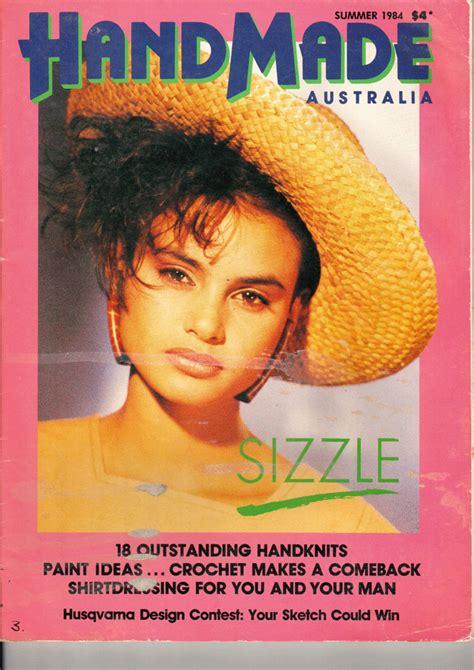 Handmade Magazine Australia - australian craft magazines archive australian handmade