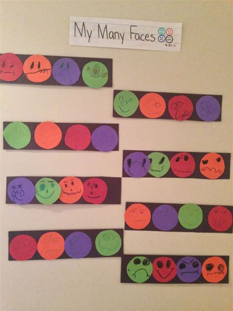 craft lessons for best 25 feelings preschool ideas on emotions