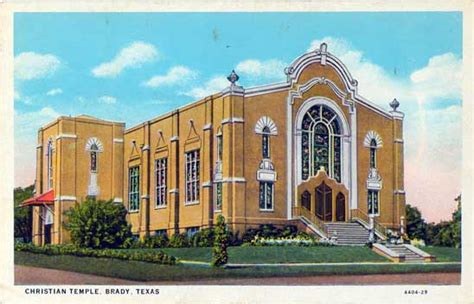 Post Office Temple Tx by Postcards From Mcculloch County