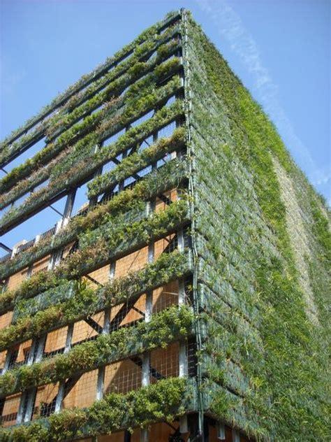Imagenes Fachadas Verdes | fachadas verdes ecol 243 gicas vantagens e 30 fotos de