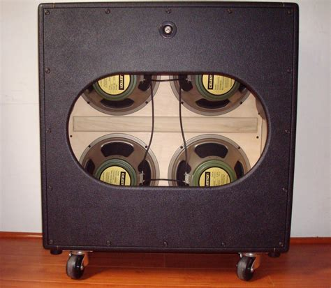 How To Build A Guitar Cabinet 4x12 by Sh Gear Text