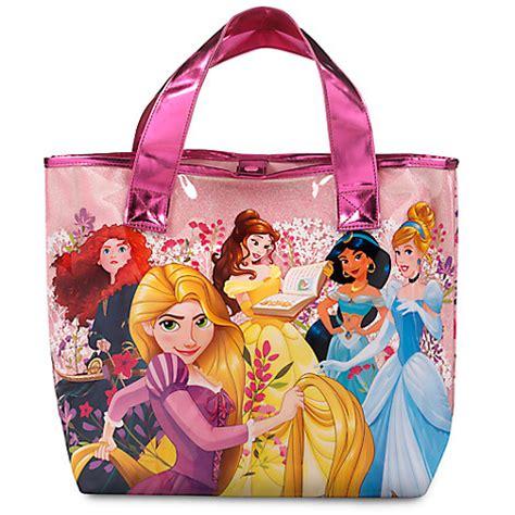 Disney Princess Rapunzel Bag disney store princess swim bag merida