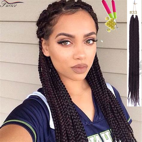 what hair to use for curly box braids good hair for crochet braids beautiful box braids hair