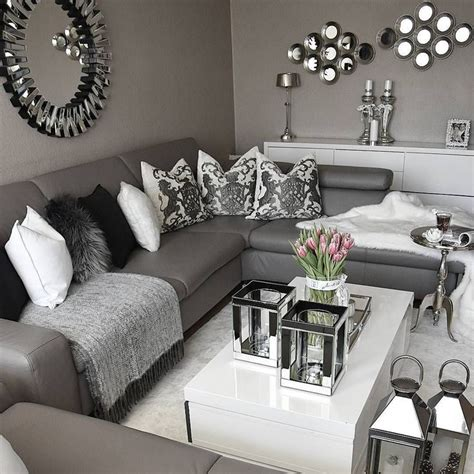 silver living room ideas grey and silver living room living room