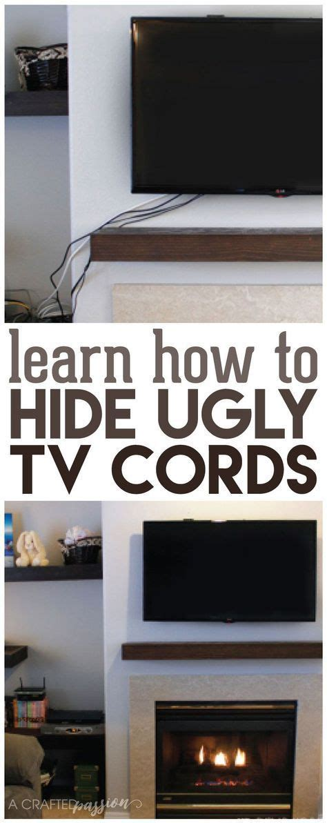 how to hide l cords how to hide tv cords once and for all future tech