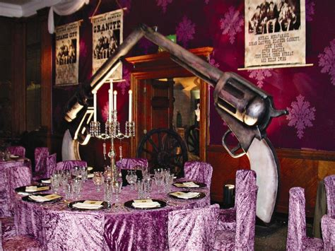 themed events jobs 88 events designs a wild west themed party at gleneagles