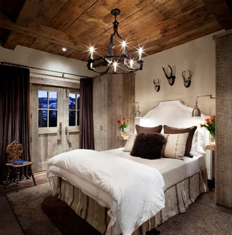 rustic romantic bedrooms 21 cheerful rustic bedrooms to inspire you this winter
