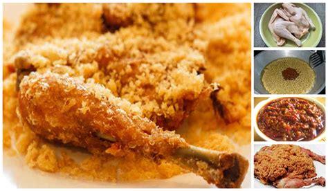 Mie Sukses Mie Goreng Rasa Ayam Kresmes Isi 2 1 Dus Isi 24pcs rahasia resep ayam goreng kremes ala ny suharti nyobi resep