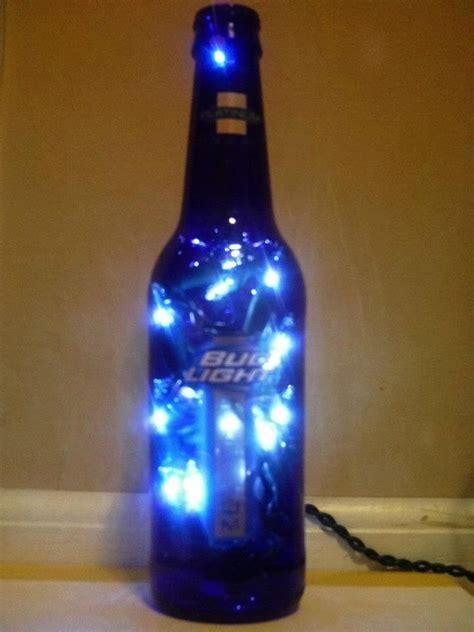 items similar to lighted bud light platinum bottle