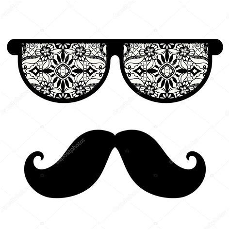 imagenes retro en blanco y negro gafas de sol retro hipster imprimir camisetas elementos