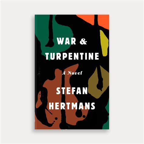 war and turpentine linda huang