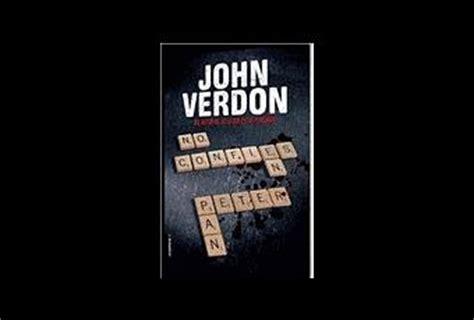 no confies en peter nuevo libro de john verdon no conf 237 es en peter pan paperblog