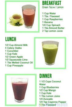 The Right Stuff Detox Drink by 1000 Ideas About Three Day Cleanse On Cleanse