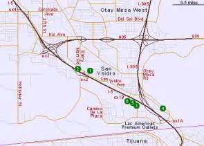 san ysidro california map hotels in san ysidro ca south california hotels