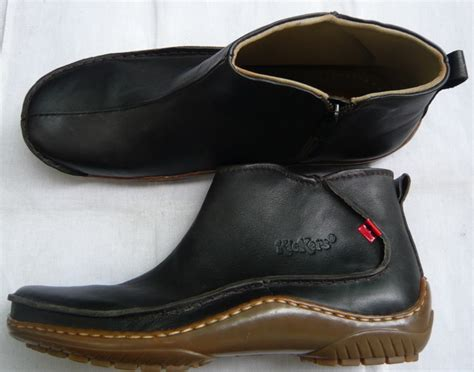 Sepatu Kickers Kulit wah ada sepatu kickers kulit babi ciricara