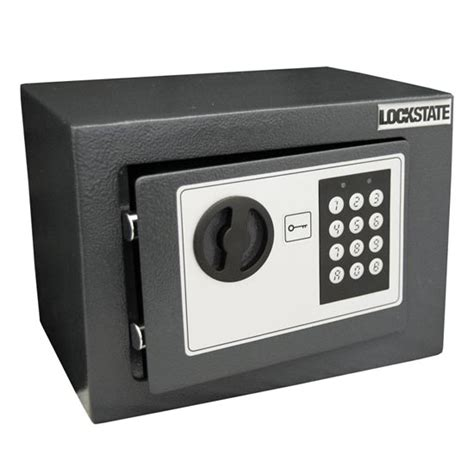 Small Jewelry Safes For Home Lockstate Ls 17en Small Jewelry Safe Gsls 17en