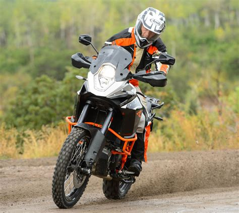Ktm 1190 R Adventure Review 2013 Ktm 1190 Adventure R Review