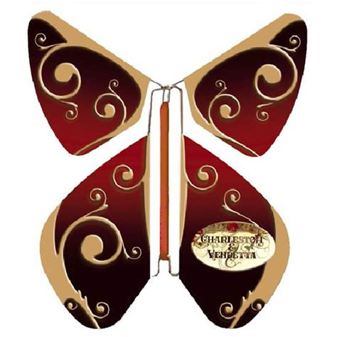 Flying Butterfly Card Template by Customized Magic Flyer 174 Butterfly Wow Vow
