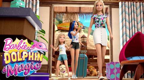 film barbie house best tropical resort ever dolphin magic barbie youtube