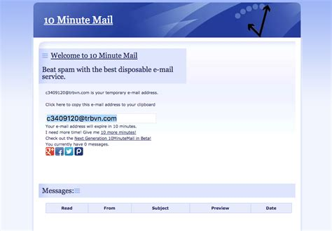 best disposable email best for temporary disposable email address
