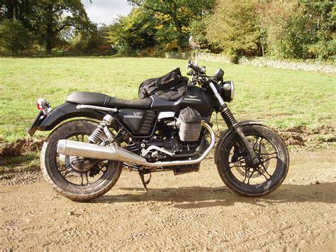 Long term test: Moto Guzzi V7 Stone review Visordown